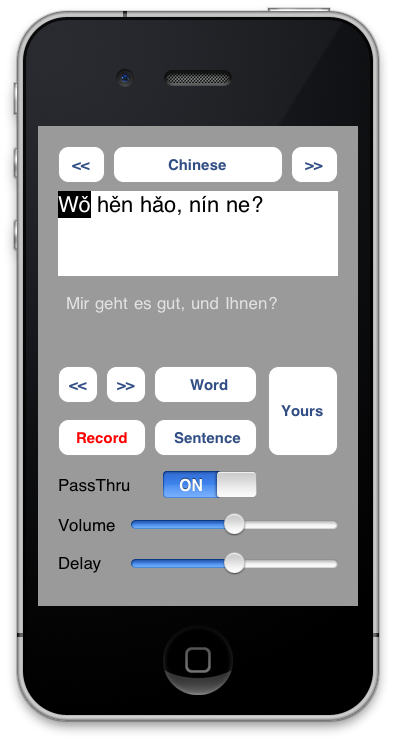 Pronunciation Trainer